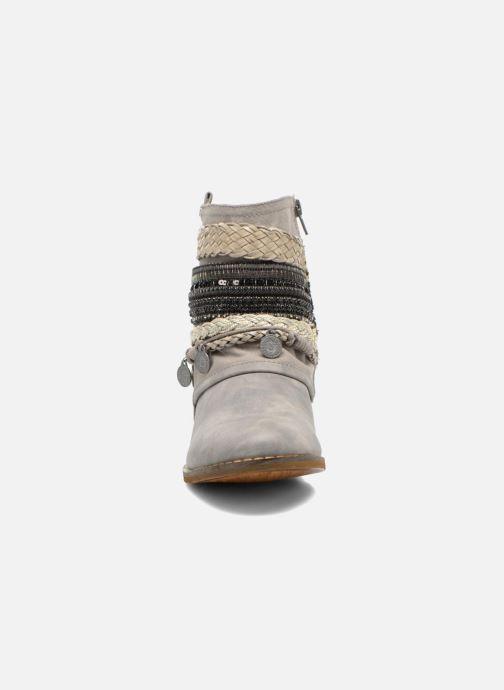 Boots en enkellaarsjes Bullboxer Nadoco Grijs model