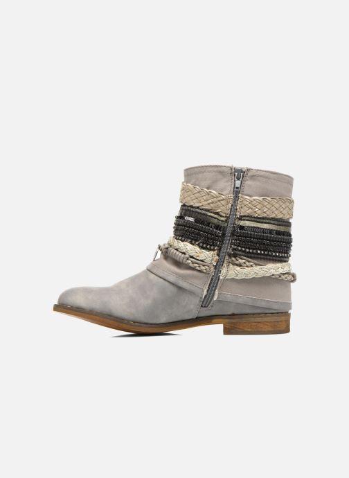 Boots en enkellaarsjes Bullboxer Nadoco Grijs voorkant