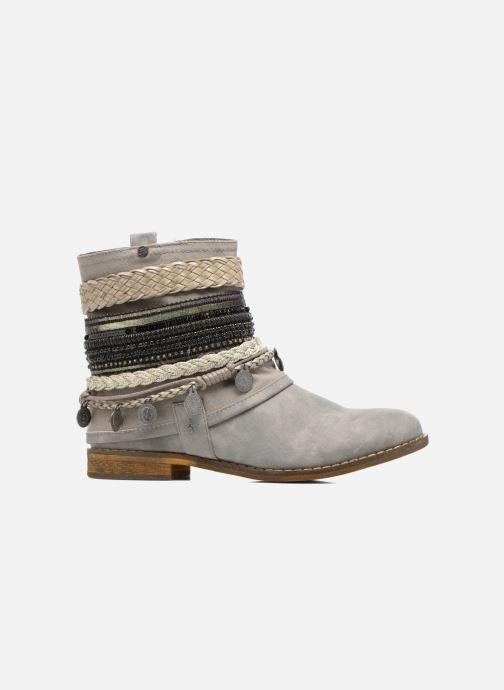 Boots en enkellaarsjes Bullboxer Nadoco Grijs achterkant