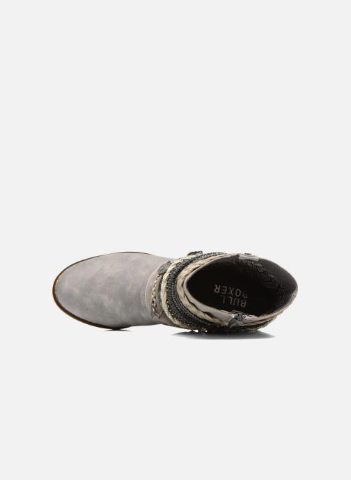 Boots en enkellaarsjes Bullboxer Nadoco Grijs links