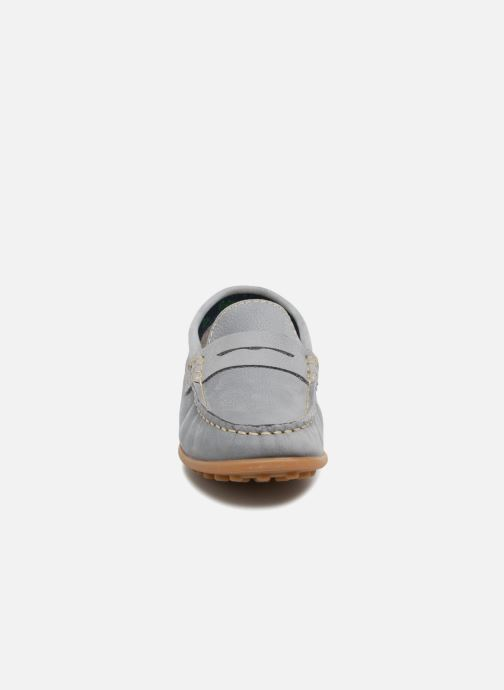 Loafers Aster Mocadi Grey model view