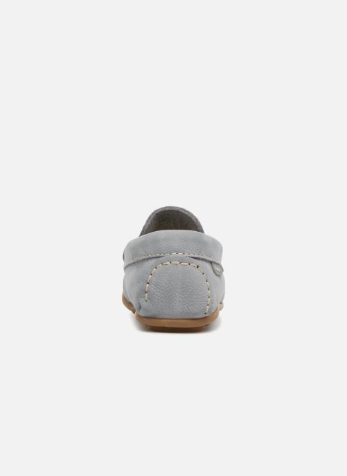 Loafers Aster Mocadi Grey view from the right