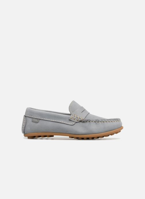 Loafers Aster Mocadi Grey back view