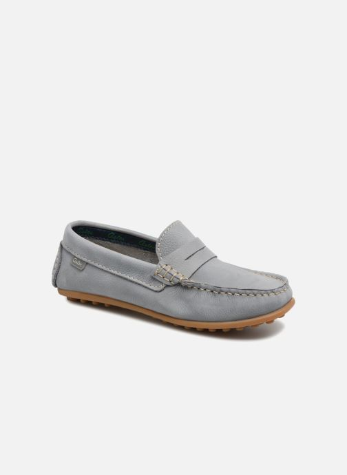 Loafers Aster Mocadi Grey detailed view/ Pair view