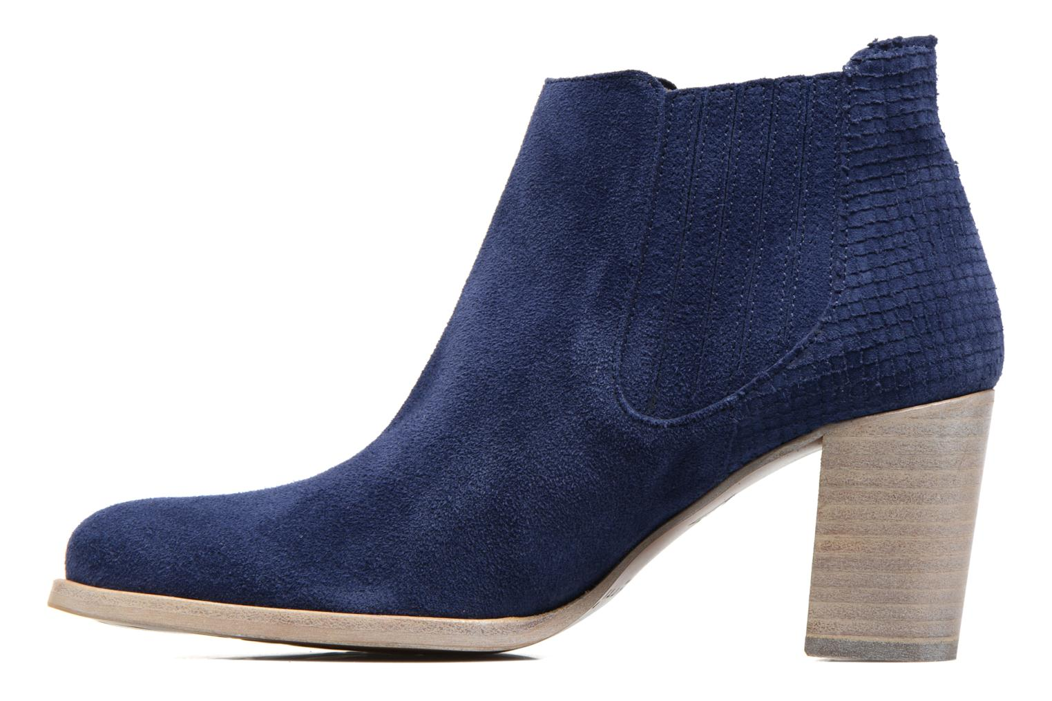 Ankle boots Muratti Bloody Blue front view