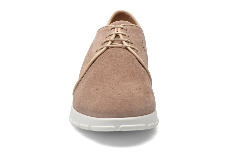 Chaussures à lacets Muratti Roche Beige vue portées chaussures