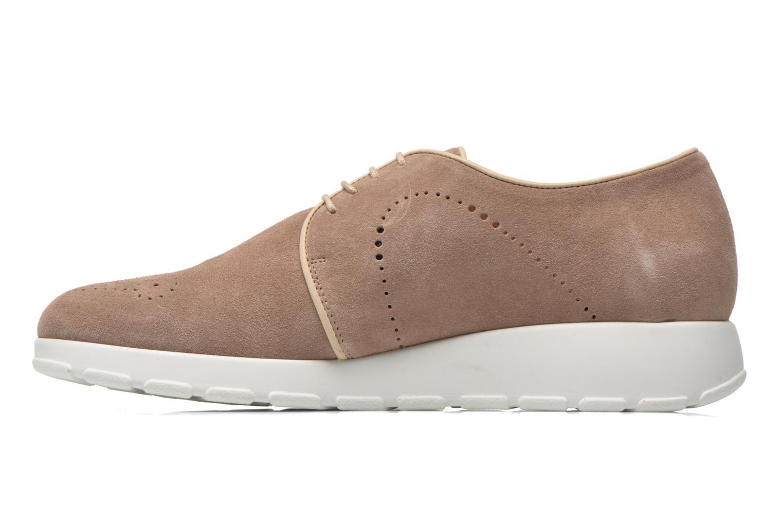 Chaussures à lacets Muratti Roche Beige vue face
