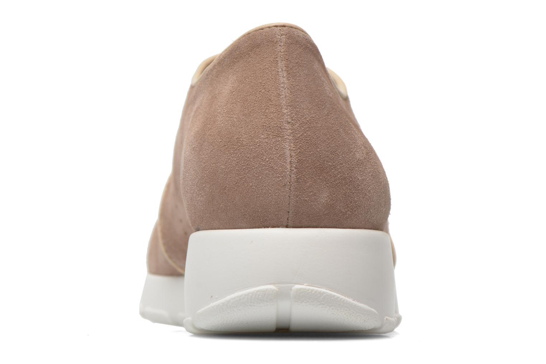 Chaussures à lacets Muratti Roche Beige vue droite