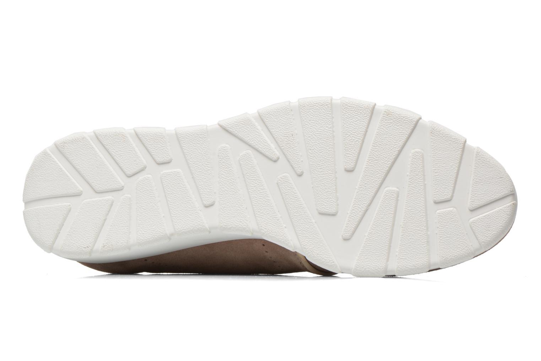 Chaussures à lacets Muratti Roche Beige vue haut