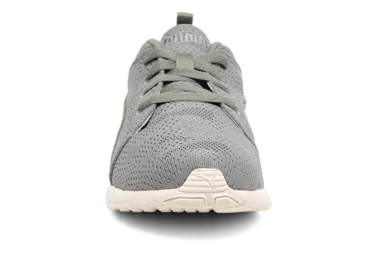 Chaussures de sport Puma Carson Camo Mesh Vert vue portées chaussures