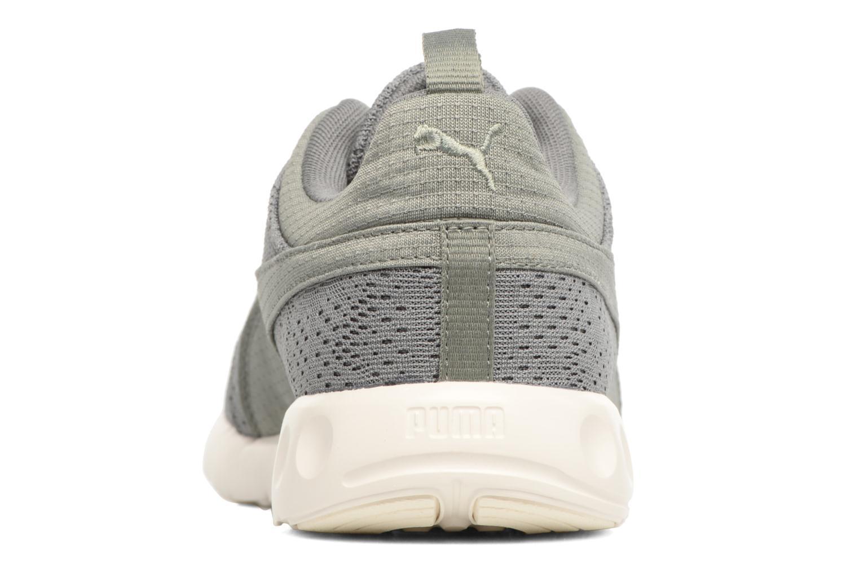 Chaussures de sport Puma Carson Camo Mesh Vert vue droite