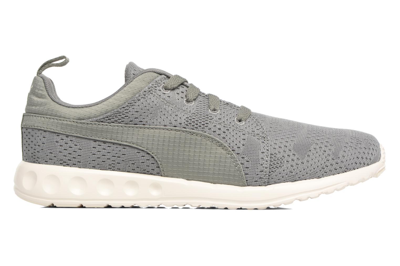 Chaussures de sport Puma Carson Camo Mesh Vert vue derrière