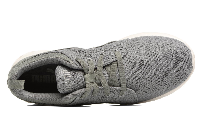 Chaussures de sport Puma Carson Camo Mesh Vert vue gauche