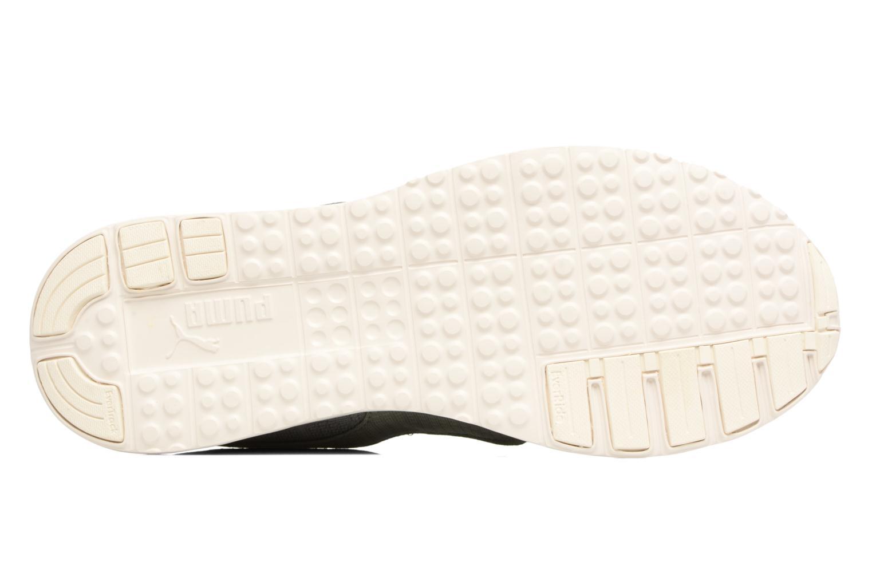 Chaussures de sport Puma Carson Camo Mesh Vert vue haut