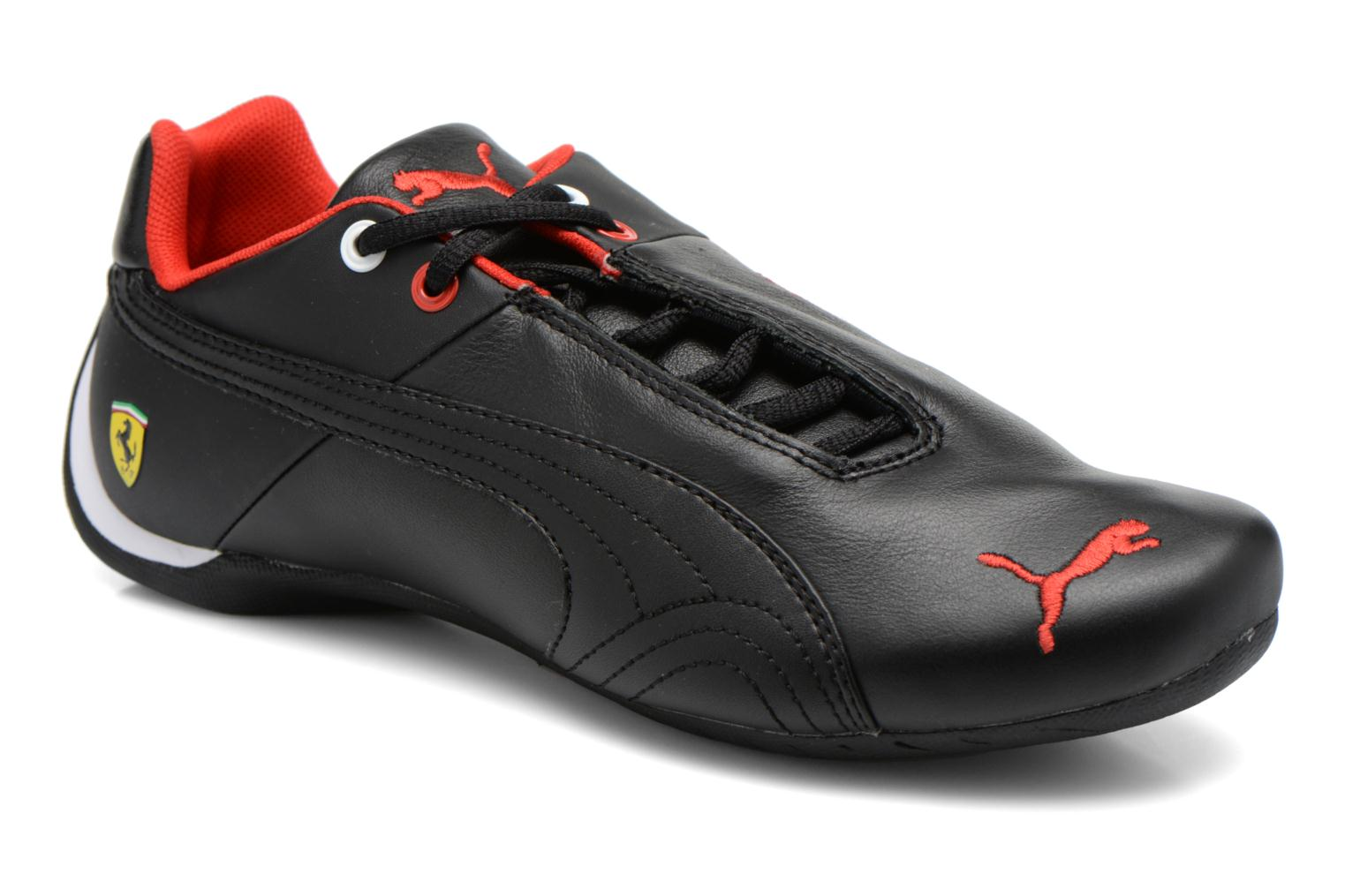 Sneakers Puma Future Cat Leather SF Zwart detail