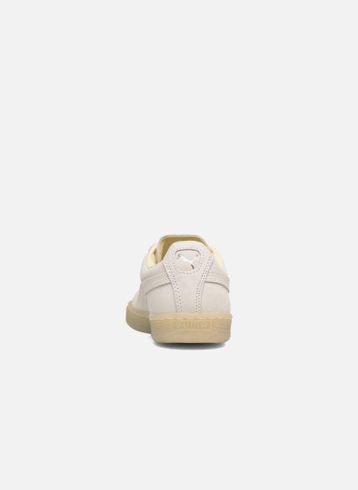 Sneakers Puma WNS Suede Mono Ref Bianco immagine destra