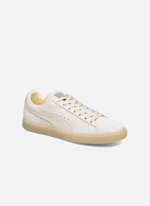 Sneakers Puma WNS Suede Mono Ref Bianco vedi dettaglio/paio