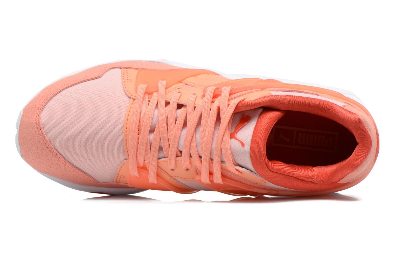 Baskets Puma WNS Blaze Filtered Trinomic Orange vue gauche