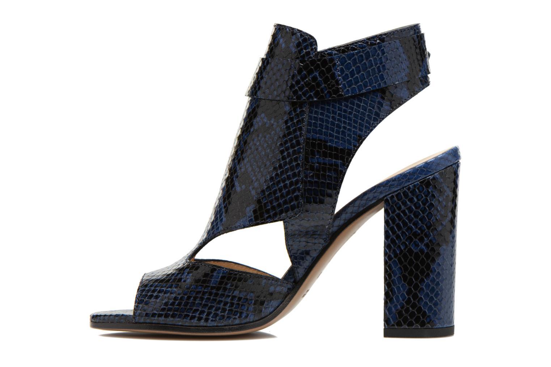 Sandales et nu-pieds Rebecca Balducci Athena 2 Bleu vue face