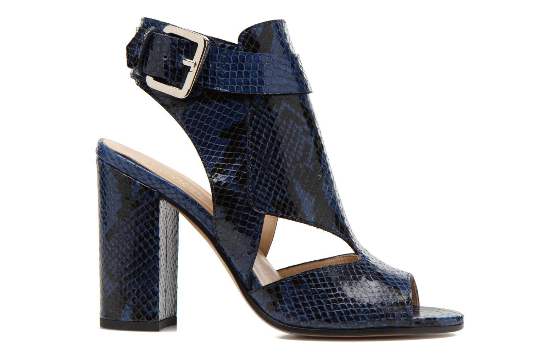 Sandales et nu-pieds Rebecca Balducci Athena 2 Bleu vue derrière