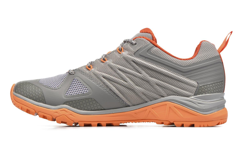 Chaussures de sport The North Face Ultra Fastpack II GTX Marron vue face