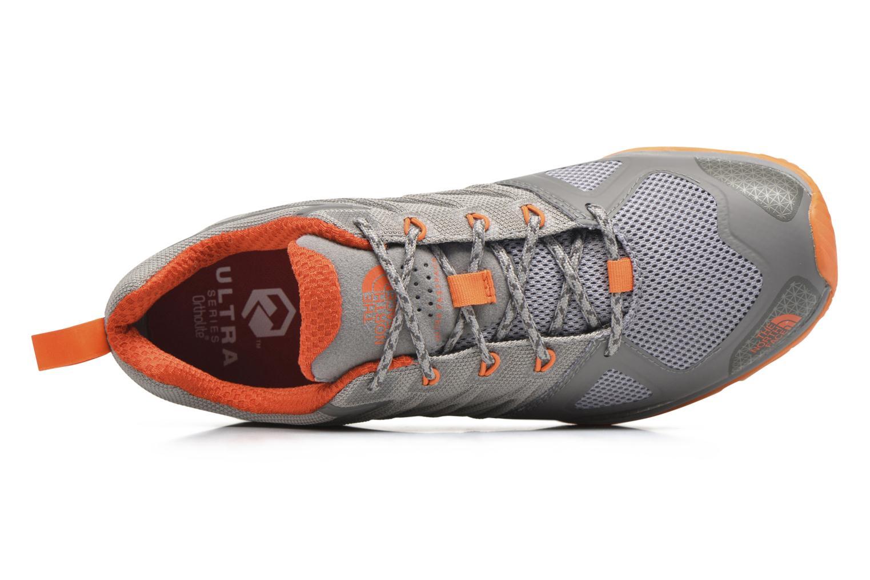 Chaussures de sport The North Face Ultra Fastpack II GTX Marron vue gauche