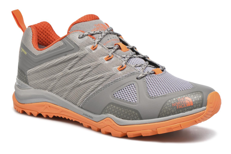 Chaussures de sport The North Face Ultra Fastpack II GTX Marron vue détail/paire