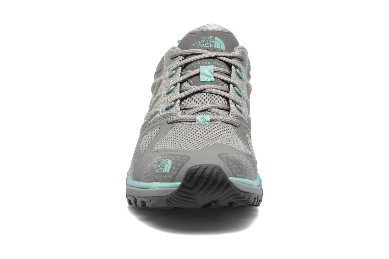 Chaussures de sport The North Face Ultra Fastpack II GTX W Gris vue portées chaussures