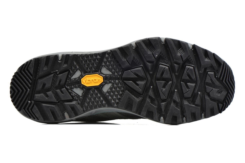 Chaussures de sport The North Face Ultra Fastpack II GTX W Gris vue haut