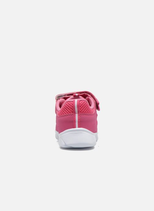 Trainers Kangaroos Rock lite Pink view from the right