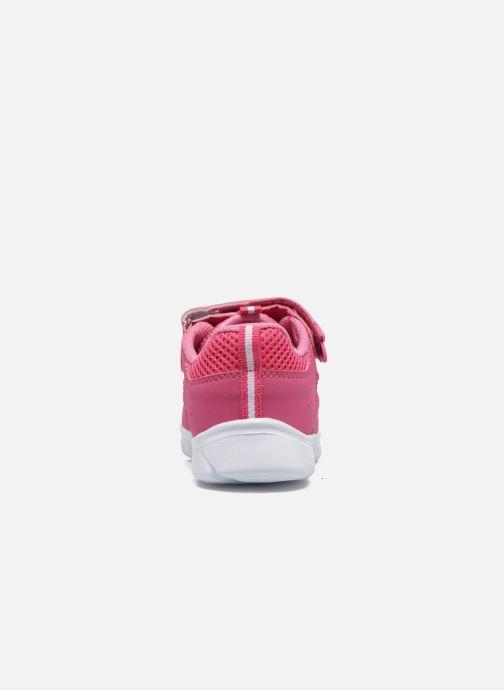 Sneaker Kangaroos Rock lite rosa ansicht von rechts