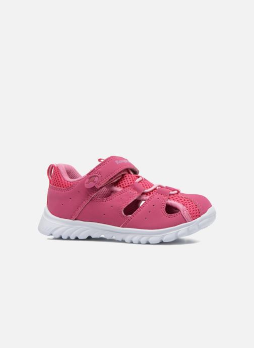 Sneaker Kangaroos Rock lite rosa ansicht von hinten