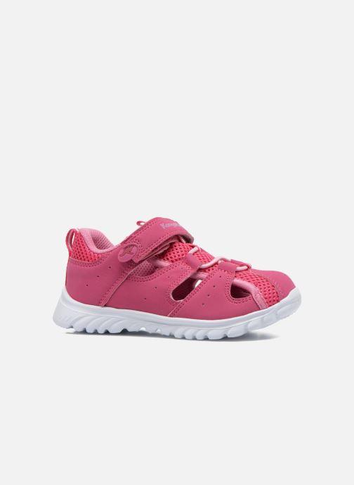 Sneakers Kangaroos Rock lite Rosa immagine posteriore