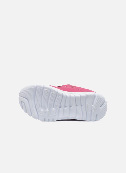 Baskets Kangaroos Rock lite Rose vue haut
