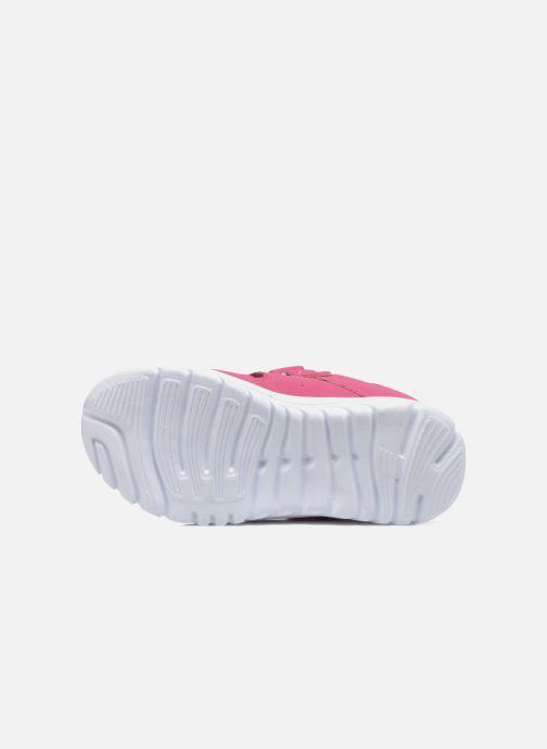 Sneaker Kangaroos Rock lite rosa ansicht von oben