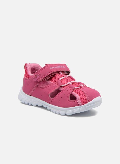 Sneakers Kangaroos Rock lite Rosa vedi dettaglio/paio