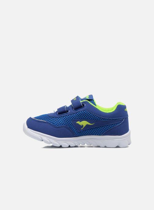 Sneaker Kangaroos Inlite 3003B blau ansicht von vorne