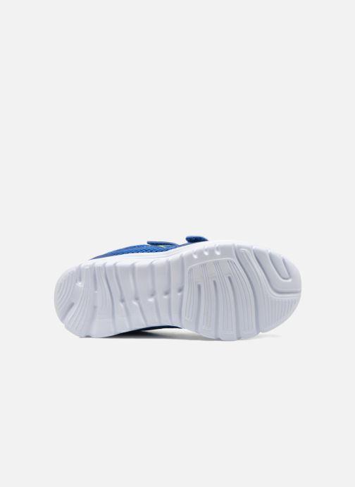 Sneaker Kangaroos Inlite 3003B blau ansicht von oben