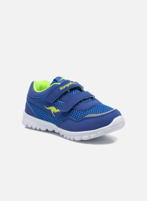Sneaker Kangaroos Inlite 3003B blau detaillierte ansicht/modell