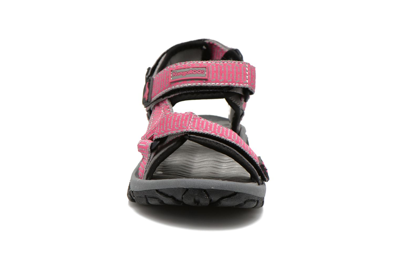 Sandals Kangaroos KS-22 Pink model view
