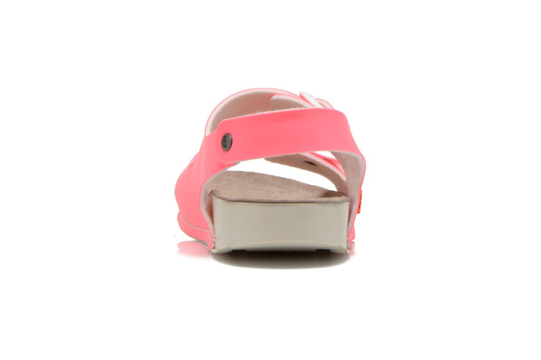 Sandalen Art A433 I Play rosa ansicht von rechts