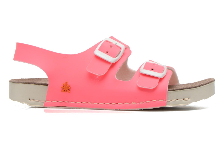 Sandalen Art A433 I Play rosa ansicht von hinten