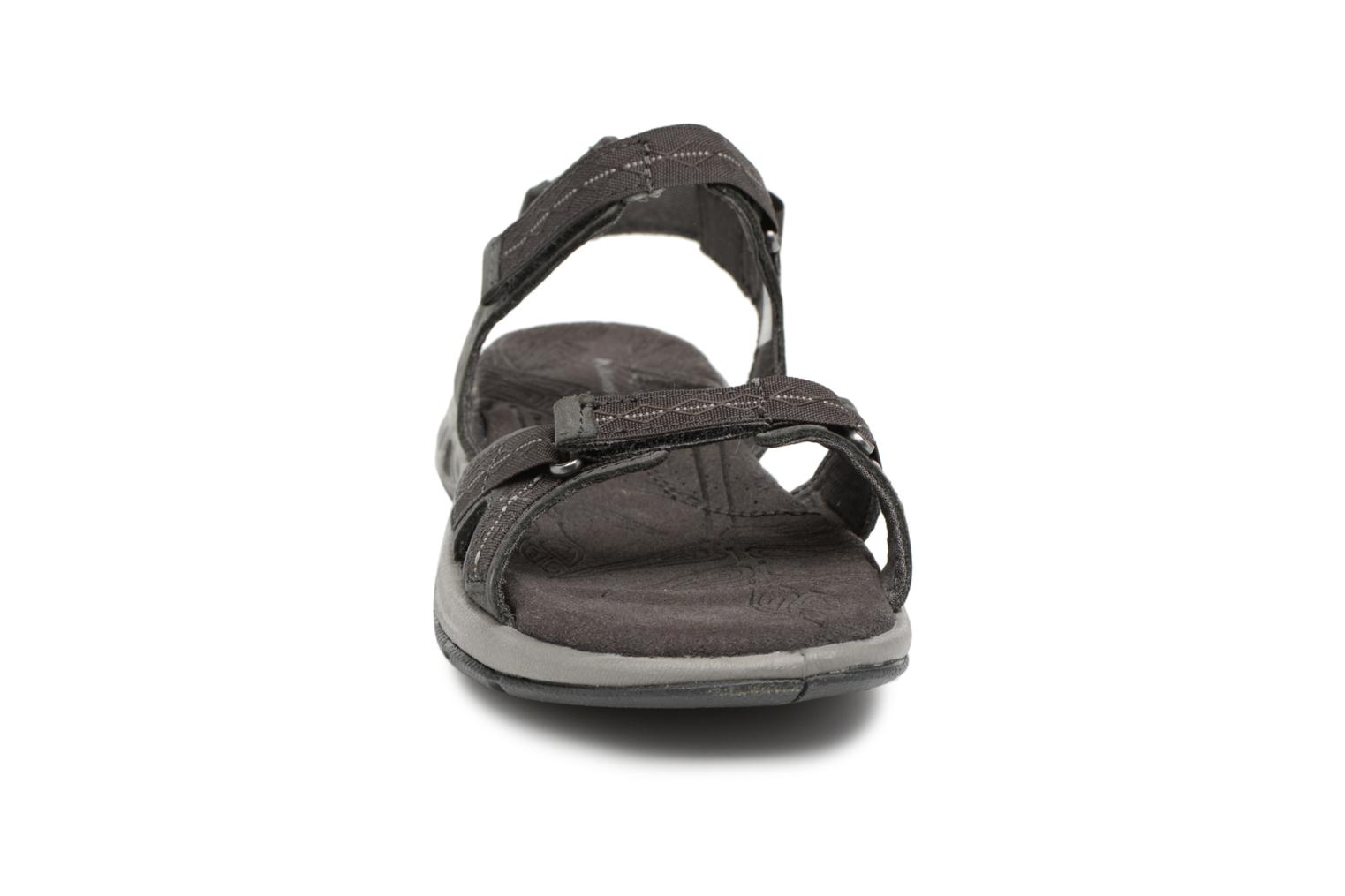 Sport shoes Columbia Kyra Vent II Grey model view
