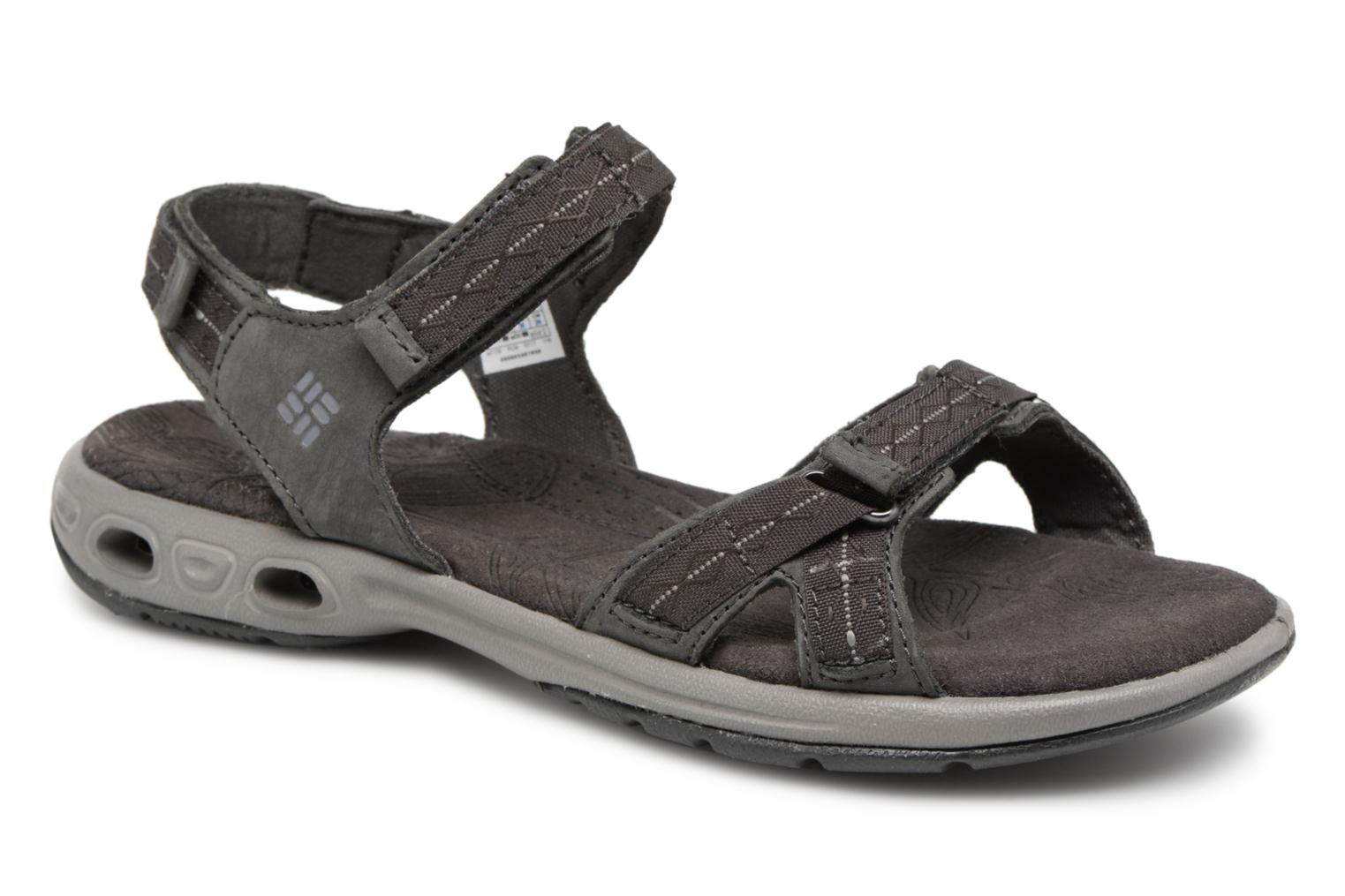 Sport shoes Columbia Kyra Vent II Grey detailed view/ Pair view