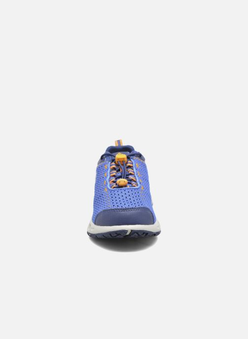 Sport shoes Columbia Youth Drainmaker III Blue model view