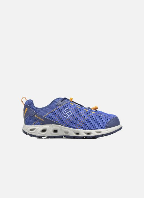 Sport shoes Columbia Youth Drainmaker III Blue back view