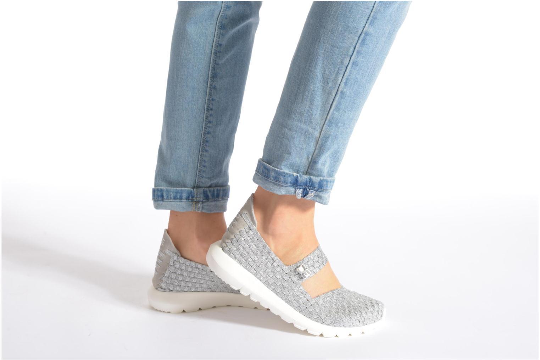 Sneakers DUDE E-last Tessa Pink se forneden