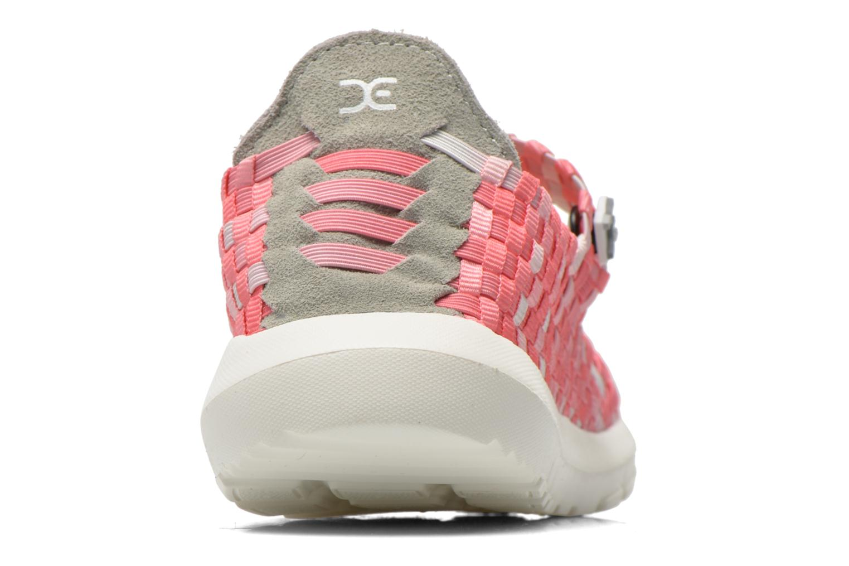 Sneakers DUDE E-last Tessa Pink Se fra højre