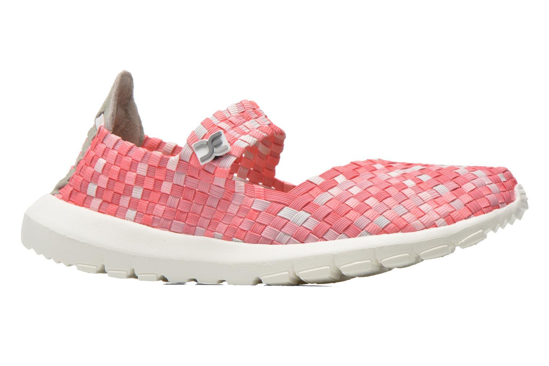 Sneakers DUDE E-last Tessa Pink se bagfra