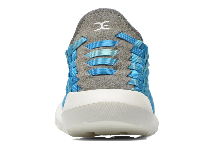 Sneakers DUDE E-last Tessa Blå Se fra højre